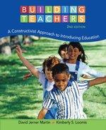 BUILDING TEACHERS A CONSTRUCTIVIST APPROACH