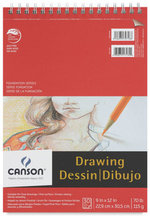 Drawing Pad 5X8 Canson