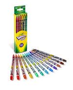 Colored Pencils Twisables