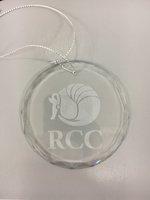 RCC Crystal Ornament LXG