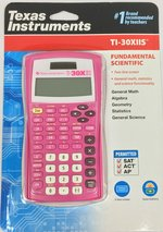 Calculator - TI-30XIIS