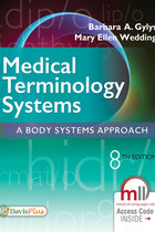 Medical Terminology Systems 8th Edition