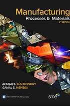 MANUFACTURING: PROCESSES & MATERIALS