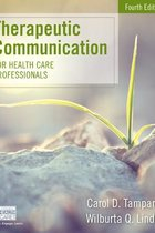 THERAPEUTIC COMMUNICATIONS FOR HEALTH CARE PROFESSIONALS (P)