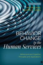 BEHAVIOR CHANGE IN HUMAN SERVICES