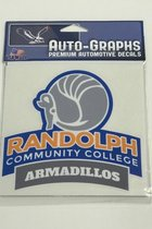 Decal Randolph Community College