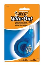 White Out Correction Tape