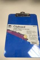 Clip Board - Neon, Plastic