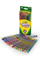 Pencils - Crayola - Twistables - Colored, 18pk