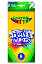 Markers - Ultra Clean washable Markers