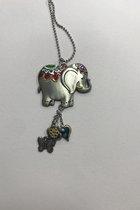 Colorful Charms- Elephant