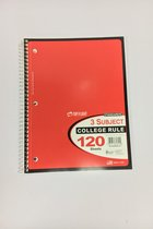 Notebook - 3 Subject - 120 Sheets