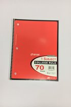 Notebook - 1 Subject - 70 Sheets