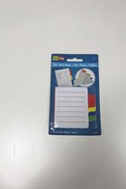 Redi-Tag Sticky Notes Rulled with tabs