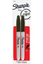 Sharpie- 2 pack fine tip