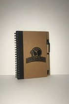 RCC - Notebook with Pen