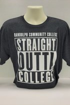 TeeShirt - Graduation - Straight out of College