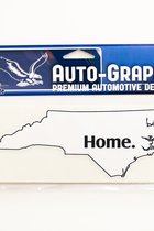 State of NC Decal